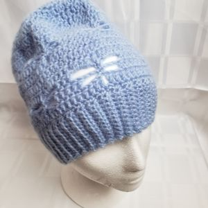 Accessories - Dragonfly Messy Bun hat